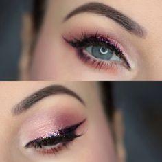 Ela Lis Make-Up: Zmysłowy koktajlowy makijaż - Zoeva Makeup Make Up, Face, Makeup, The Face, Beauty Makeup, Faces, Bronzer Makeup, Facial