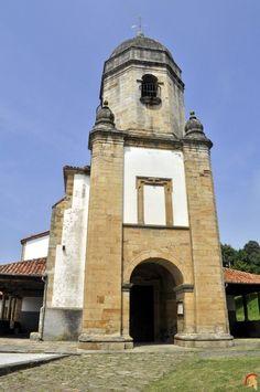 Iglesia de Santa María de Sábada, Asturias.