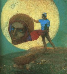 The Fall of Icarus Odilon Redon Check more at http://artunframed.com/Gallery/shop/the-fall-of-icarus/
