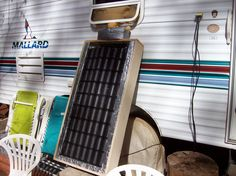 1000 images about diy heating camper on pinterest for Tin can solar heater