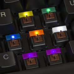 Cherry MX Switch LED Color Changer (3 x 45 Pack) - Massdrop