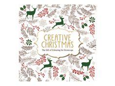 Creative Christmas Adult Colouring Book: http://www.cooksongold.com/Books/Creative-Christmas-By-Michael------Omara-prcode-999-A08C