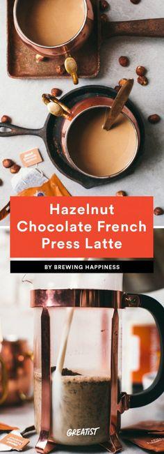 Hazelnut chocolate l