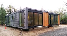 Modern prefab homes by Connect Homes are revolutionizing the housing industry.