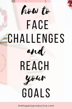 Struggling to face challenges instead of avoiding them? Discover how facing challenges will help you leave your comfort zone & reach your goals! Self Development, Personal Development, Achieve Your Goals, Achieving Goals, How To Get Motivated, Reaching Goals, Law Of Attraction Tips, Yoga At Home, Motivational Quotes