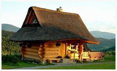 The Little Log House
