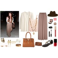 """""""Charming Outfits: Demi Lovato Inspired + Video!"""" by ladylikecharm on Polyvore"""