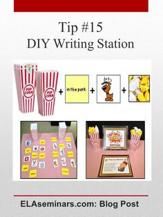 Yellow Paper, White Paper, Sixth Grade, Third Grade, Teacher Hacks, Teacher Stuff, Plastic Popcorn Containers, Future Classroom, Classroom Ideas