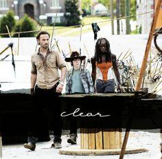 The Walking Dead   3.12Clear