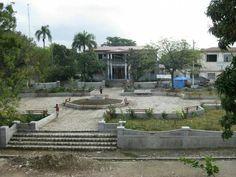 Park in Belledere Haiti