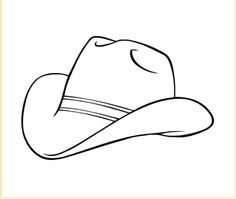 this is called coloring hat. Ask you kid or kids to color this hat.