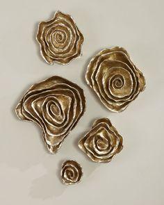 Clay Wall Art, Ceramic Wall Art, Metal Wall Sculpture, Wall Sculptures, Clay Art, Ceramic Pottery, 3d Wall Art, Slab Pottery, Thrown Pottery