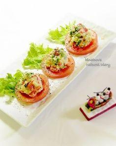クリスマスカラーのポテトサラダ|レシピブログ