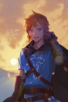 Link「Legend of zelda」/「ere」のイラスト [pixiv]