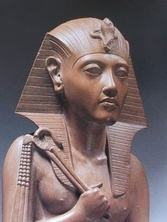 Queen Hatshepsut. She challenged the previously male-driven institution of Ancient Egyptian pharaonic rule.