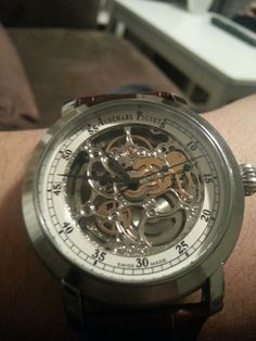 Rocking ma watch