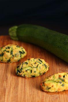 Zucchini Polpette