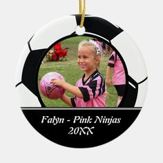Christmas Ornaments - Soccer Photo Ornament #christmas #ornament #ornaments #photo #soccer Soccer Pictures, Team Pictures, Soccer Gear, Soccer Ball, Photo Ornaments, Christmas Ornaments, Soccer Inspiration, Sport Photography, Coach Gifts