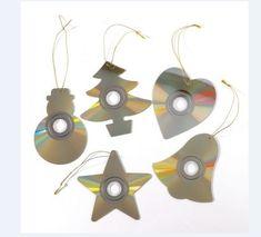 Dicas de Artesanato Natalino com CD