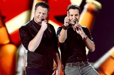 Luke Bryan and Blake Shelton Returning as ACM Awards Hosts | Billboard
