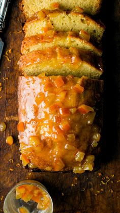 This beautiful, tender, citrus-scented loaf cake filled with bits of candied orange peel is everything you want with your afternoon tea.