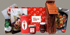 Composition de La Bonne Box du mois d'août 2015