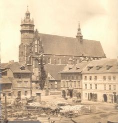 Plac Wolnica, 1909