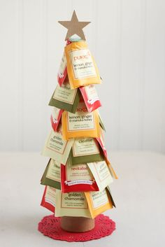 Christmas Tea Trees | Thirsty for Tea...DKP, is getting a tea tree, for her cup of the day...