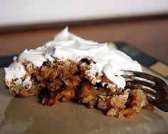 Just a Spoonful of: Walnut Pie