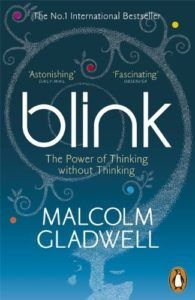 Blink: The Power of Thinking Without Thinking by Malcolm Gladwell - a very popular non-fiction, full of valuable insights. Why are we making snap judgements? When they are good and when not?