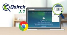 QNAP Releases Updated Qsirch 2.1 with the Qsirch Helper Chrome Extension