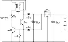 Joule Thief, Electronics Projects, Joules, Projects To Try