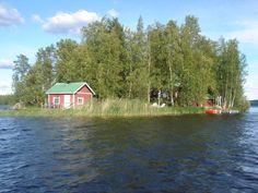 island cottage, Finland