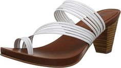 59df931f1bc5 Mia Heritage Virgo Women US 75 White Sandals     Quickly view this special  product