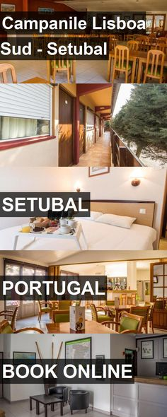 Hotel Campanile Lisboa Sud - Setubal in Setubal, Portugal. For more information, photos, reviews and best prices please follow the link. #Portugal #Setubal #travel #vacation #hotel