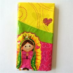 Mantel Virgencita Plis, Distroller - Artículos de Fiesta