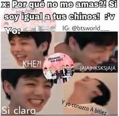 Read Whatsapp entre bts y tu :v from the story suicida BTS y tu (jungkook y tu) by (kira ruiz) with reads. Hoseok Bts, Bts Taehyung, Jimin, Kpop Memes, Blackpink Memes, Blackpink And Bts, Bts Chibi, Foto Bts, Bts Photo