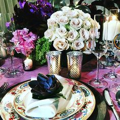 Amazed by this #tablescape. So beautiful in so many ways. I wish you could feel the texture of the #tablelinen. To die for. #instagrammers #igers #instalove #instamood #instagood #followme #follow #comment #shoutout #iphoneography #androidography #filter #filters #hipster #contests #photo #instadaily #igaddict #socialenvy #wearabletherapy #photooftheday #pics #insta #picoftheday #bestoftheday #instadaily #instafamous #popularpic #popularphoto