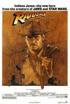 The Top 40 Best Movies of All Time - Indiana Jones