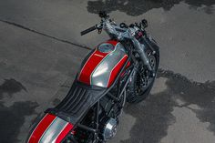 Custom Ducati 900 ss i.e. by Birdie Customs of Moscow