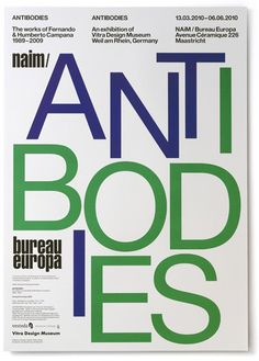 ANTIBODIES work by Experimental Jetset