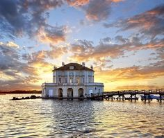 The smell of friday: #Somewhere: Casina Vanvitelliana, bacoli, Naples -...
