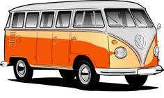 imagens de carros combi vintage - Pesquisa Google
