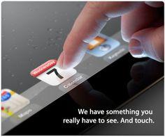 빨리나와라 iPad 3