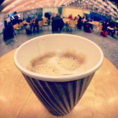 Læs bloggen om Kaffeprojektet
