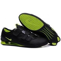 best website 8f190 3e92b www.asneakers4u.com 316317 011 Nike Shox Rivalry Black Green J12025