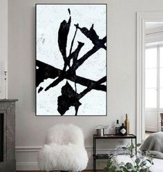 Wall Paint Patterns, Painting Patterns, Original Art, Original Paintings, Abstract Paintings, Abstract Art, Wood Wall Art, Wall Art Decor, Black And White Abstract