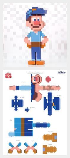 8-Bit Fix-It Felix, Jr