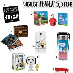 Wishlist: Peanuts, O Filme