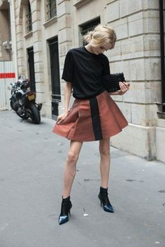 Hanne Gaby Odiele : 40 Of Our Favorite Model Off-Duty Moments : Lucky Magazine